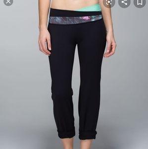 Lululemon Astro Pants Full Length Luon* Size 6